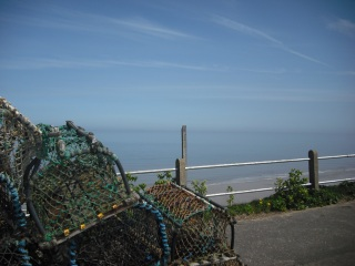 Crab Pots in Overstrand